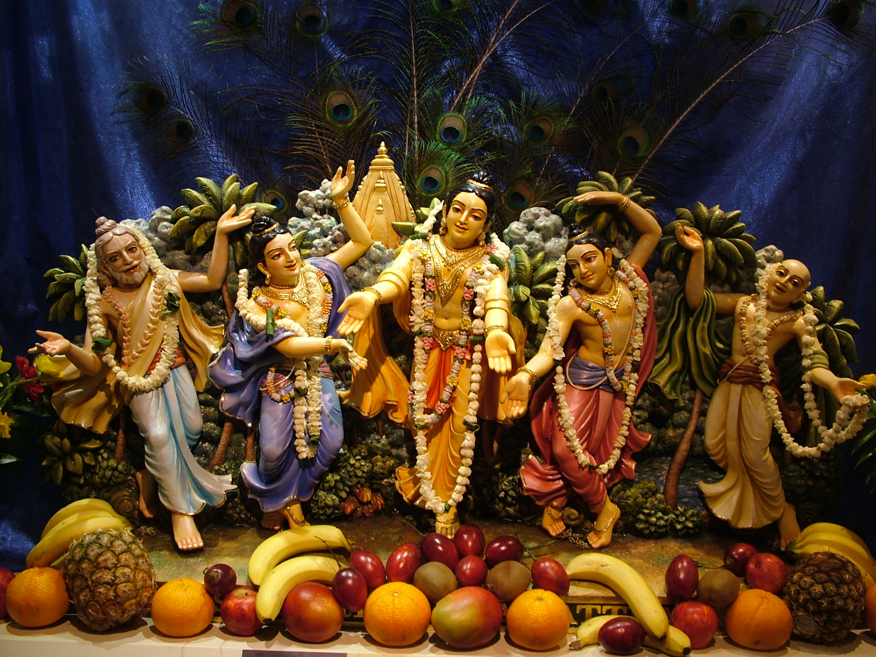 Iskcon Chennai Temple Iskcon desire tree photo gallery